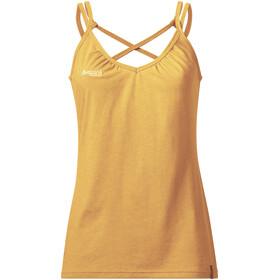Bergans Cecilie - Haut sans manches Femme - jaune
